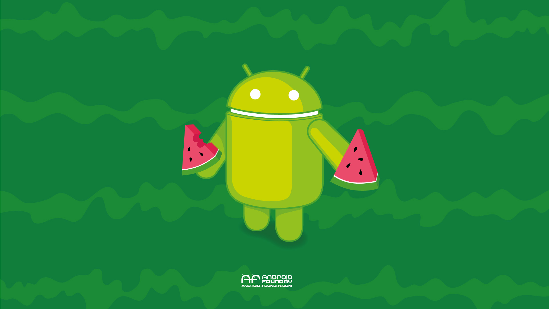 Wallpaper  Watermelon Day!  Android Foundry